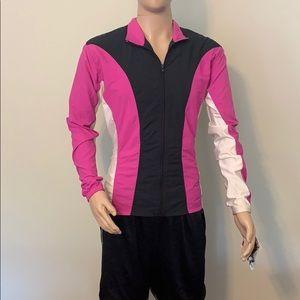 NWT Nike retro vintage cycling jacket men's L